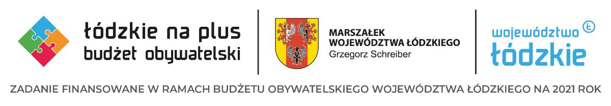 Logotypy Urzędu Marszałkowskiego w Łodzi